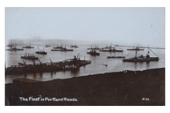 Fleet_in_Portland_Roads-c1911-12-b