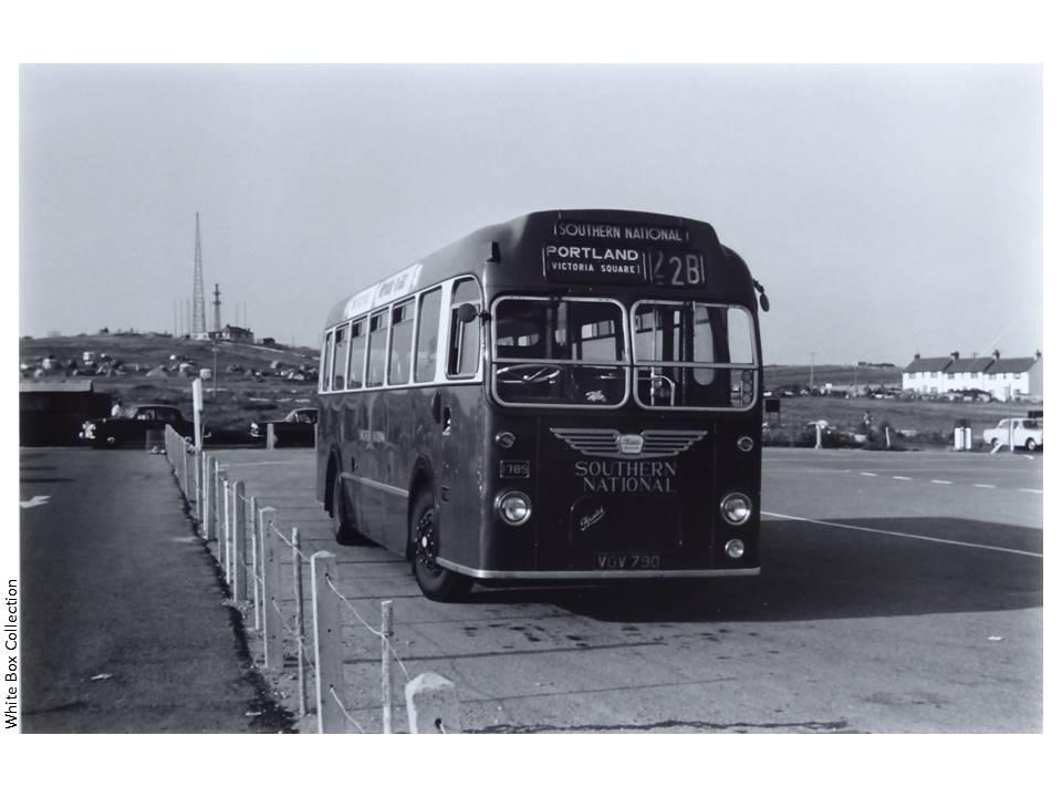 Bus_at_Portland_Bill-Aug1967